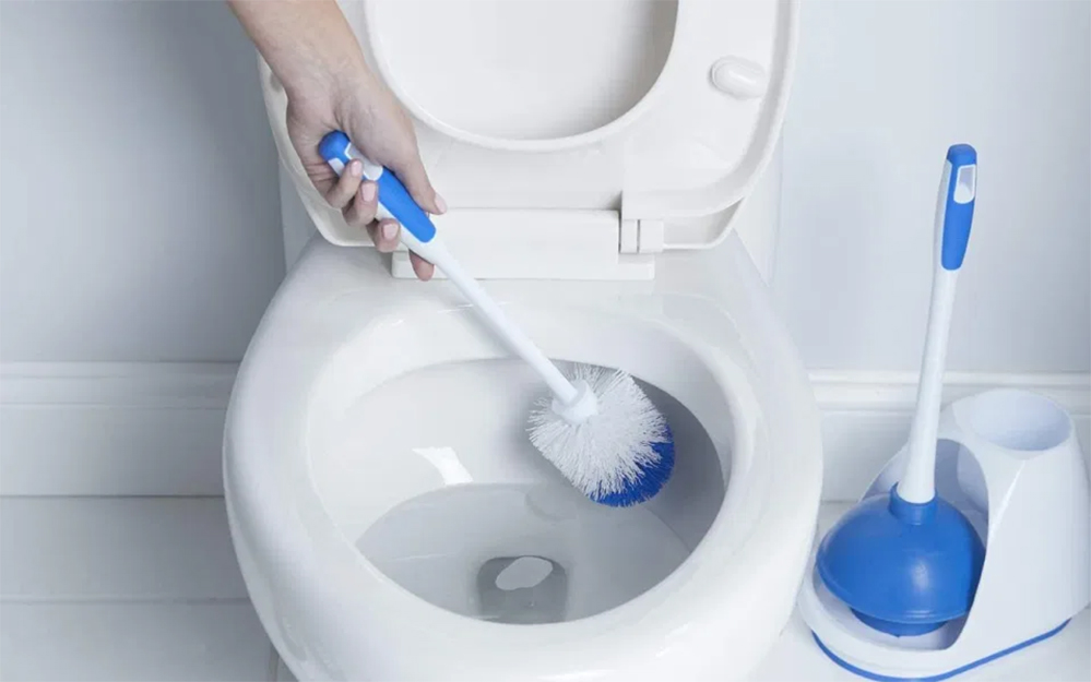 Best Toilet Scrubbers and Toilet Brushes and Holder Set