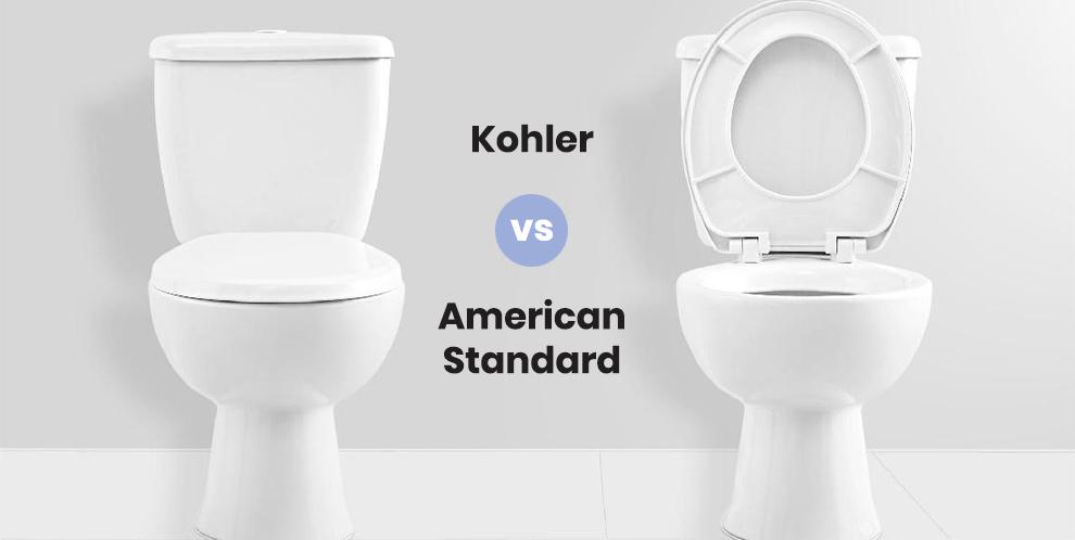 Kohler vs American Standard